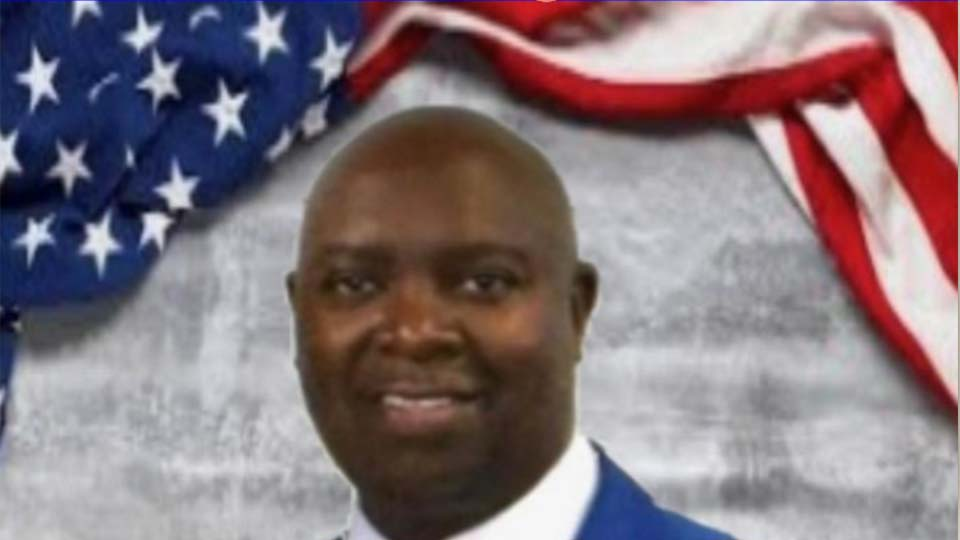 Erwin Adams is running for Youngstown President of Council.