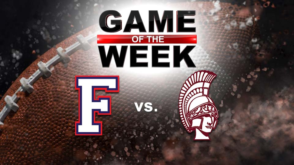 Austintown Fitch vs Boardman Spartans high school football Game of the Week