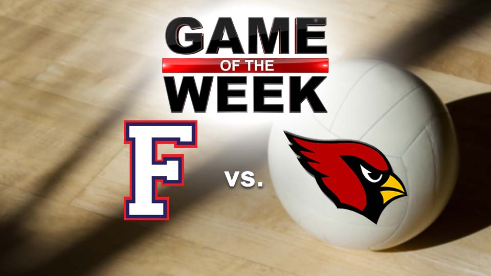 Austintown Fitch vs Canfield high school volleyball Game of the Week