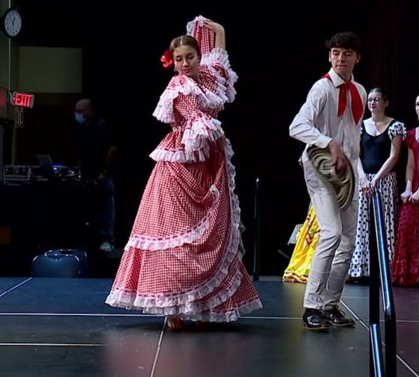 On Saturday, Youngstown State University celebrated Hispanic heritage in Kilcawley Center.