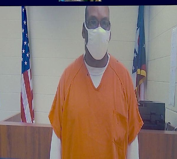 Jabrae Perry is facing two counts of aggravated murder in the shooting deaths of girlfriend Ayanna Mills and her son Brandon Bell.
