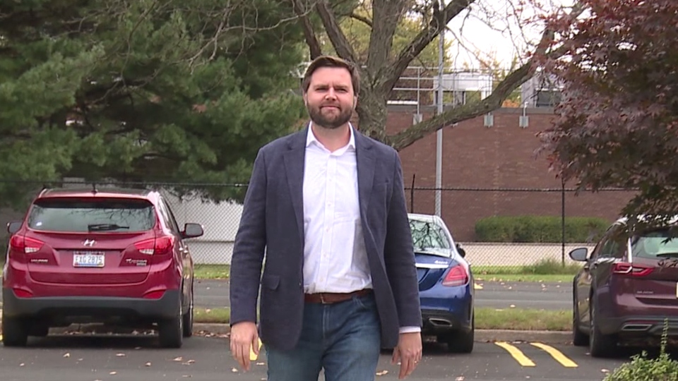 J.D. Vance is one of 13 Republicans looking to take over for Rob Portman.