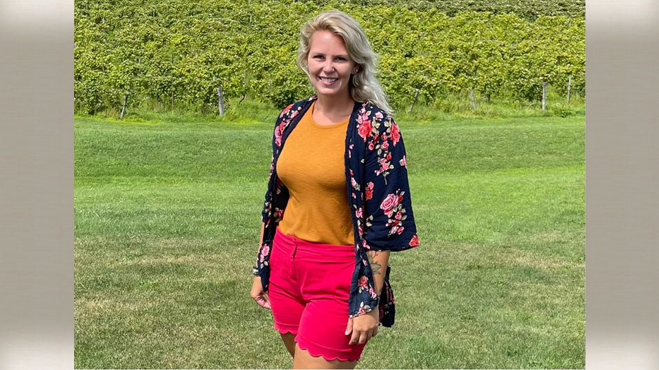 Jessica Rocco is running for East Palestine Village Council.
