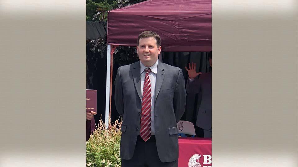 John Landers is running for Boardman School Board.
