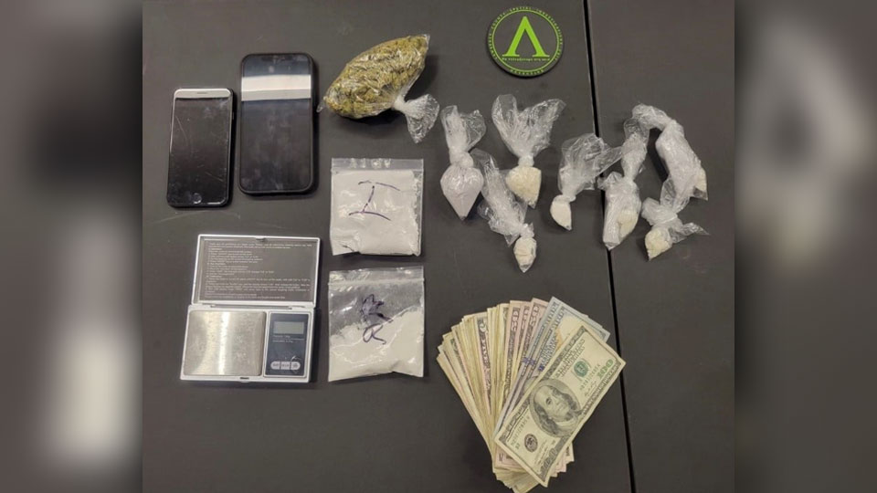 Lawrence County drug bust