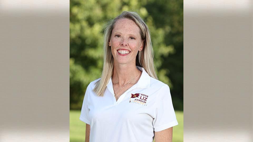 Liz Johnson is running for South Range School Board.