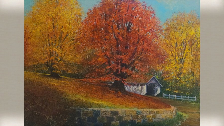 """""""A Love Affair with Nature"""" to be on Display in Weller Gallery (3)"""
