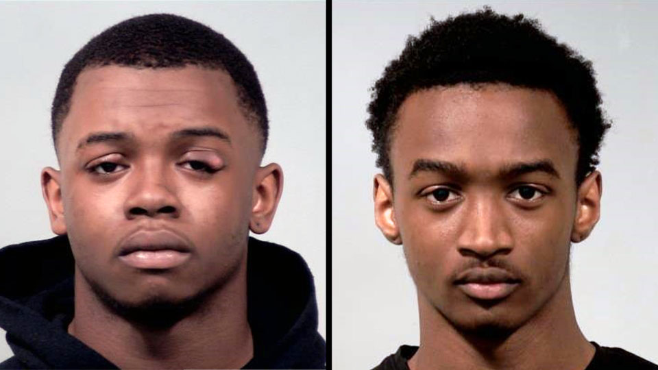 Mario Homes Valentino Thomas are facing weapons charges out of Warren.