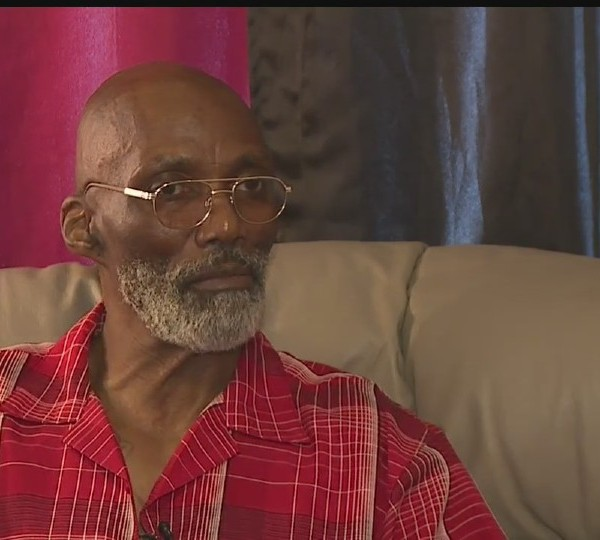 Raymond Spires, the father of Youngstown shooting victim Rayshaun Clay