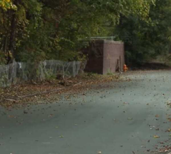 School Street's brick road paved over in Youngstown.