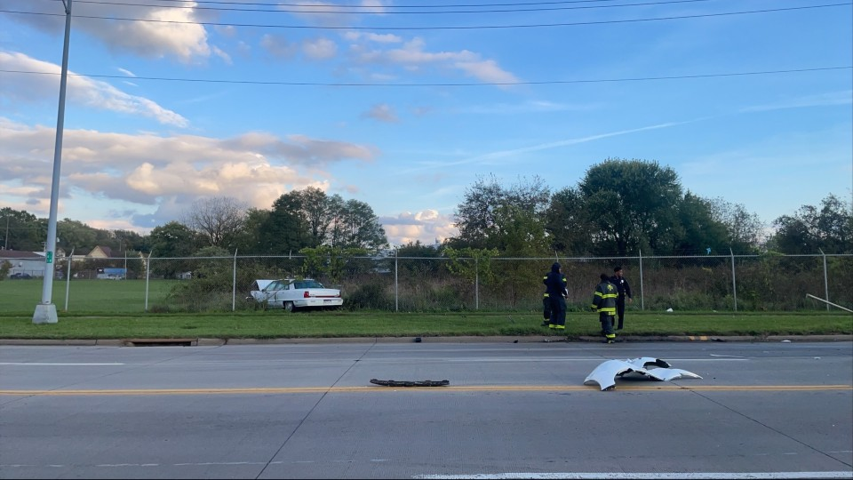 South Center Street crash in Youngstown