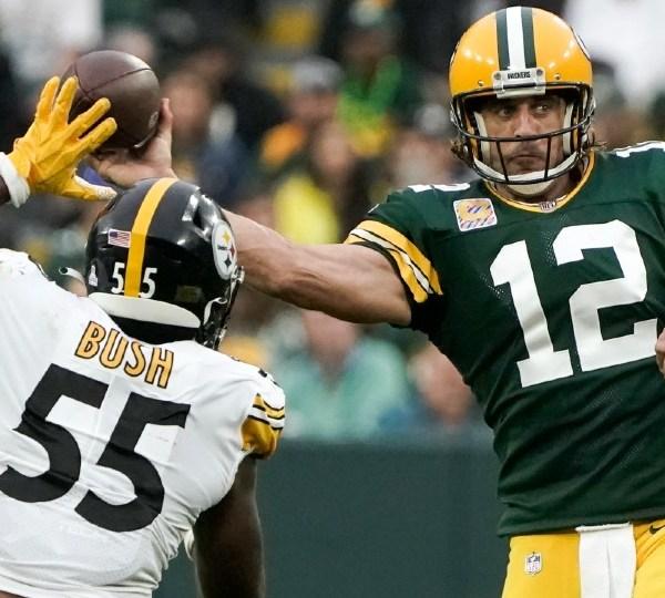 Steelers vs Packers