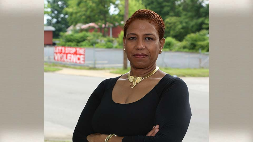 Tracey Winbush is running for Youngstown mayor.