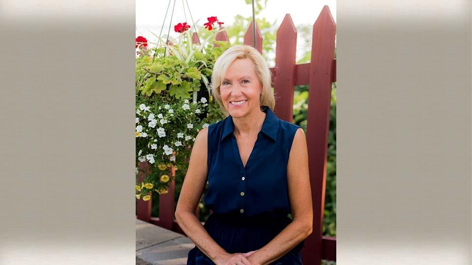 Wendy DiBernardi is running for Milton Township trustee.